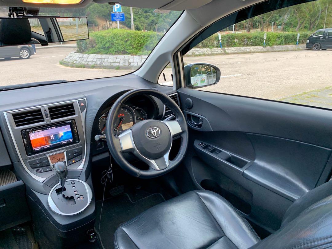 Toyota Ractics 1.5 G (A)