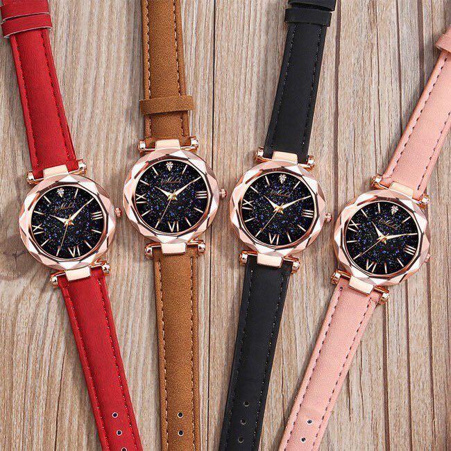 Watch for men and women/jam tangan lelaki perempuan wanita/ jam tangan glow in the dark