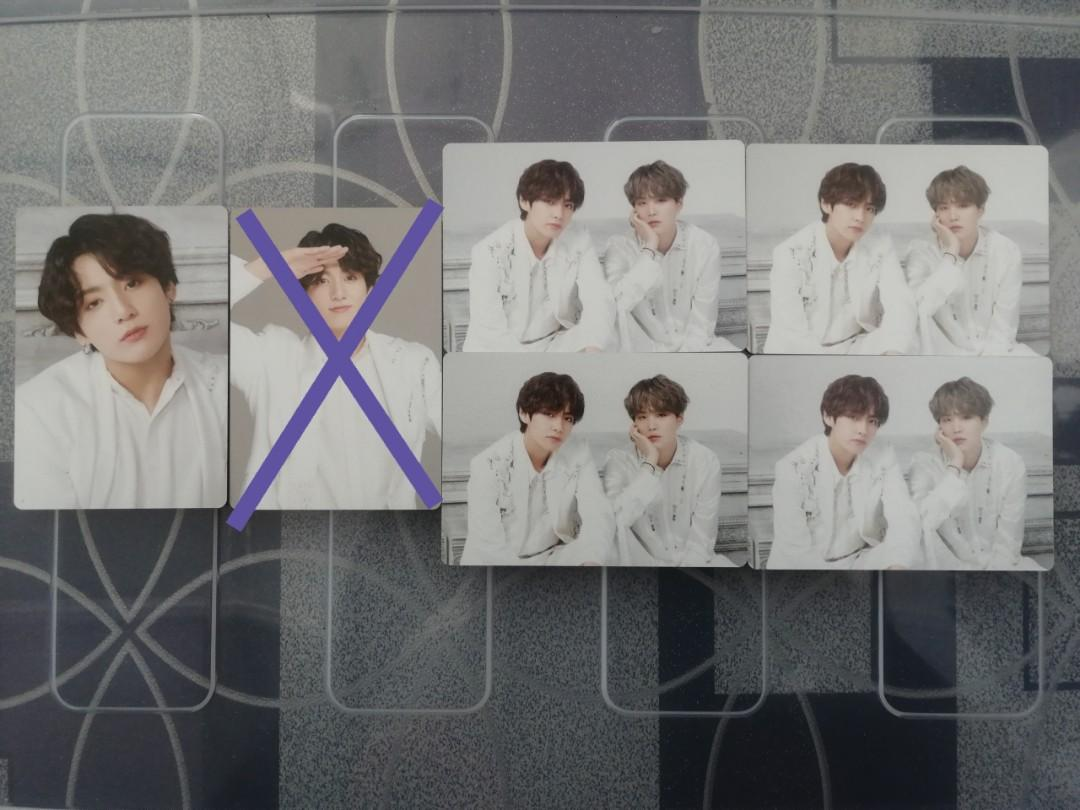 [WTS/WTT] BTS Speak Yourself The Final in Seoul Official Mini Photocards
