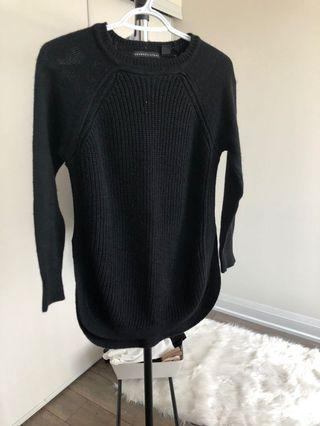 M by Mendocino Black Sweater