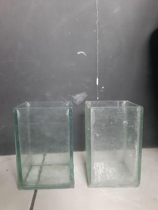 2 Aquarium cupang 1 kamar
