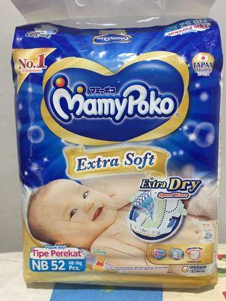 MamyPoko Diapers(tipe perelat) Newborn
