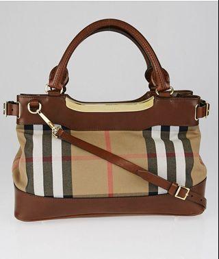 Burberry Hepburn Handbag