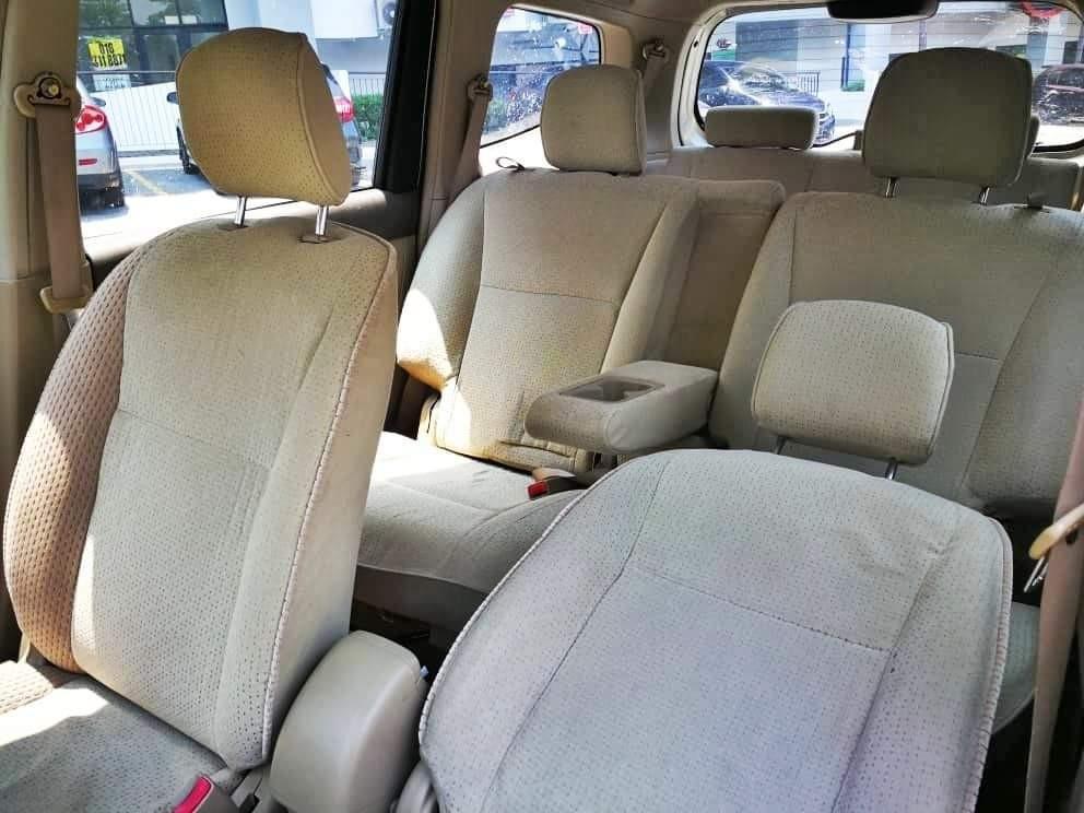 2009 Nissan Grand Livina 1.6 (A) muka 2990 loan kedai kereta