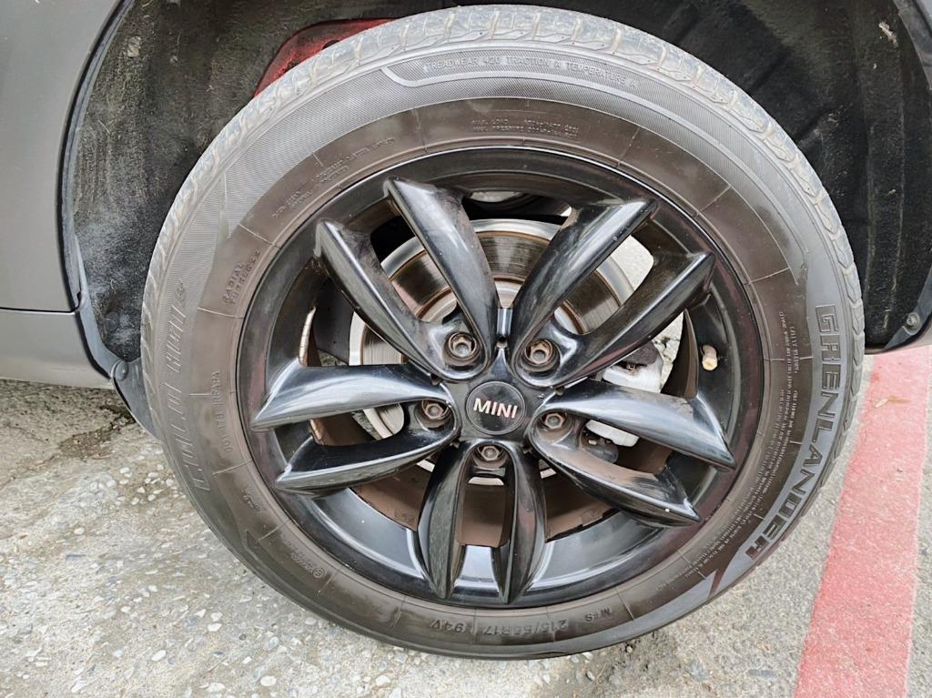 正2013年式 總代理Mini Countryman Cooper SD 2.0紅黑雙色柴油特仕版 經典款鄉村好男人只要62.8萬