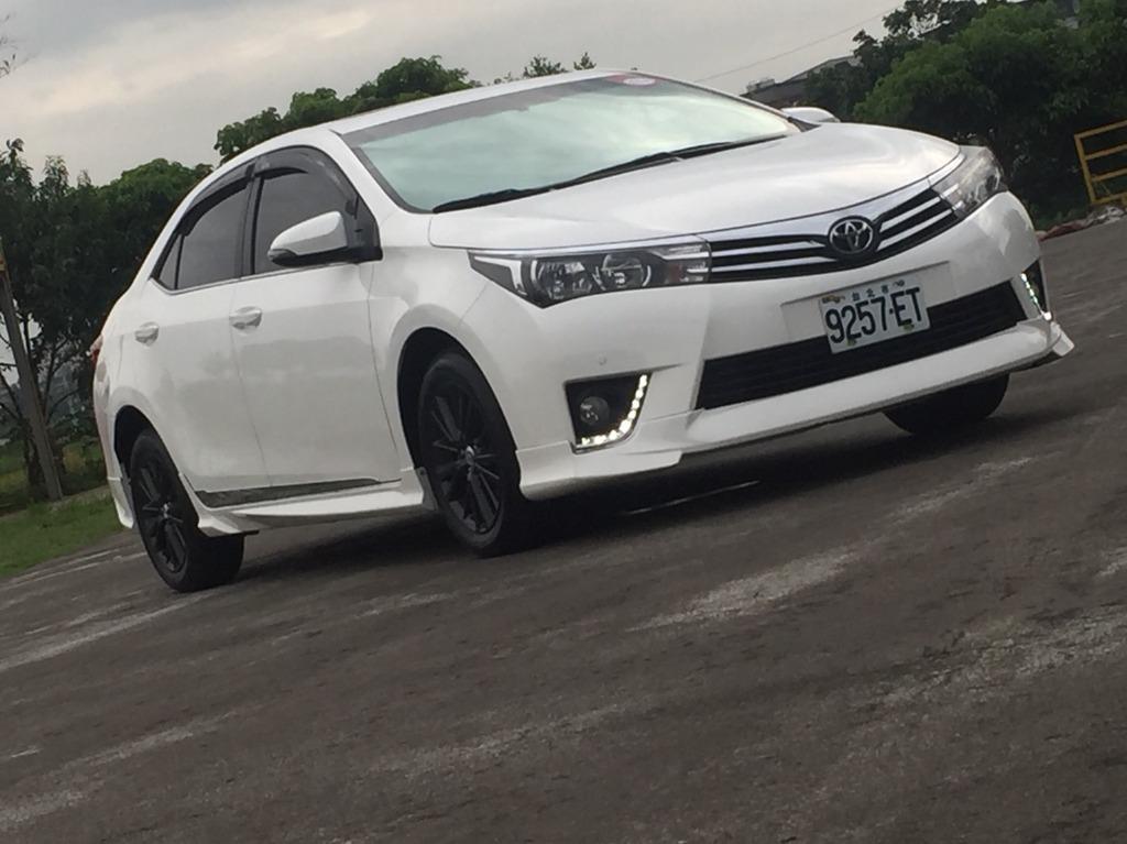 2013/Toyota/Atils/1.8cc/白
