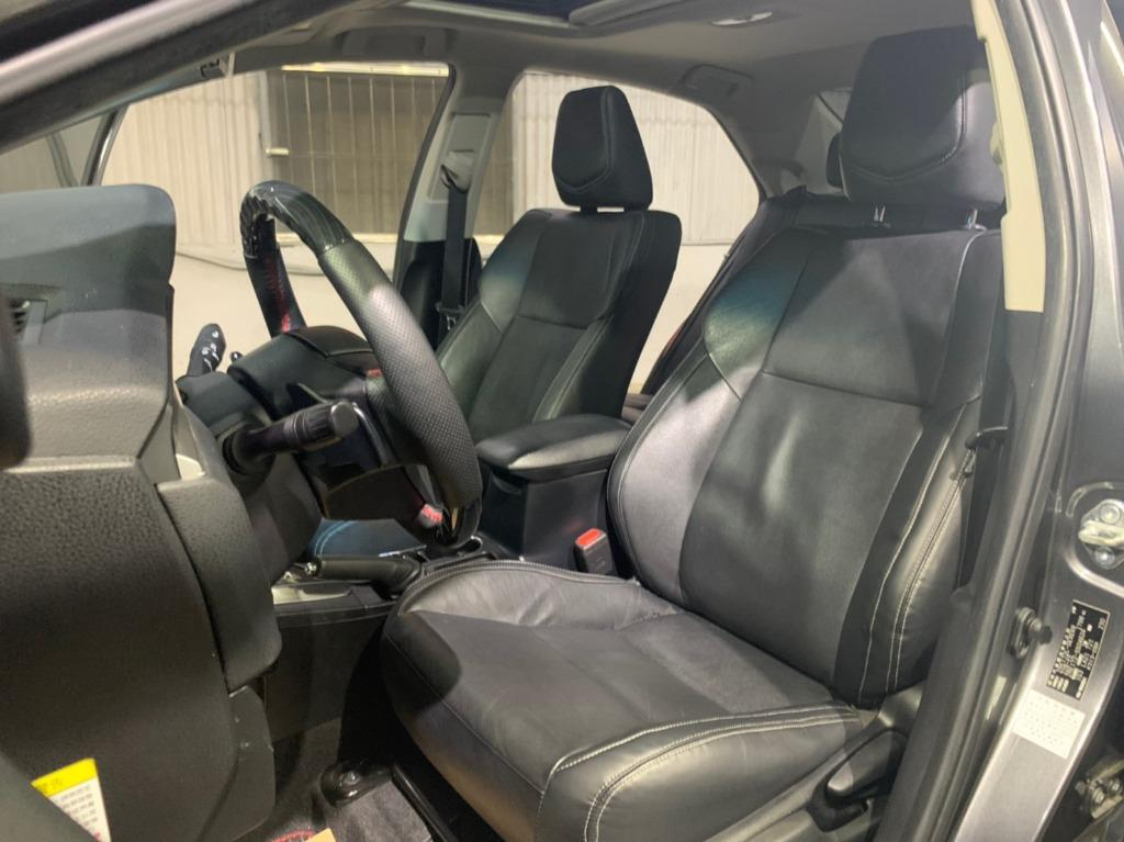 2014年 最新款Toyota Altis 1.8 Z版 灰色