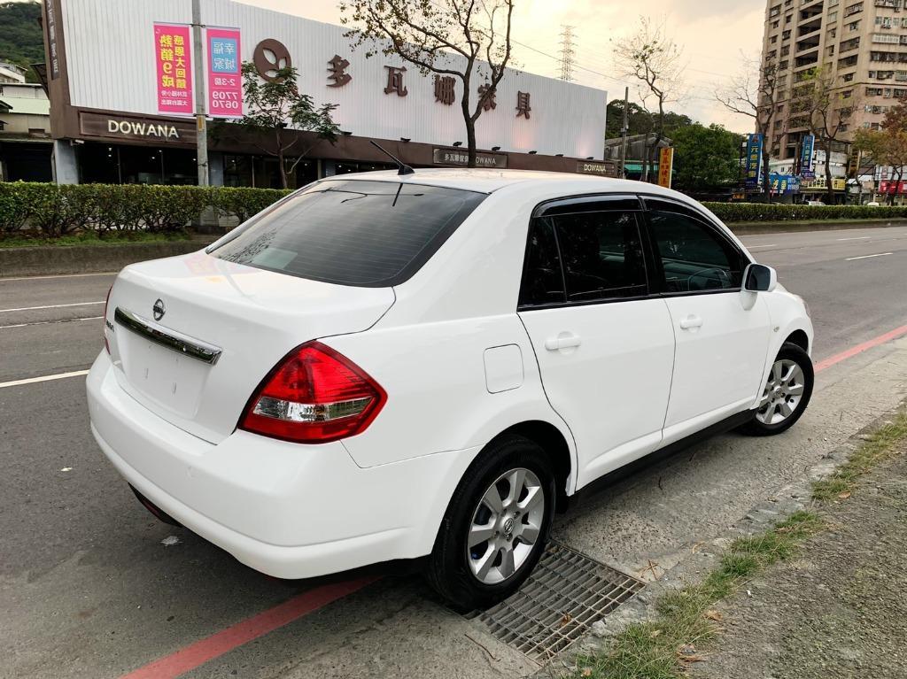 正2016年 Nissan TIIDA 1.6 頂級四門小車,新車價56萬