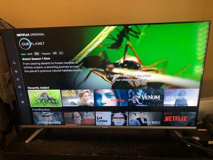 Coocaa Smart  LED TV 40 inches (with Netflix and Youtube)