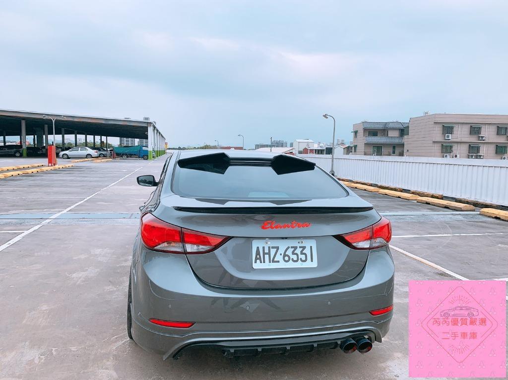 芮芮優質嚴選二手車庫/現代 ELANTRA / 2017 / 韓系車款