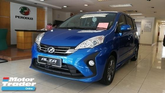 Alza SE 2020 Very Nice Malay Customer Support PJ/Kepong/Setapak Perodua