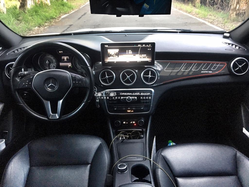 Benz Cla-Class Cla250 2014年 2.0L