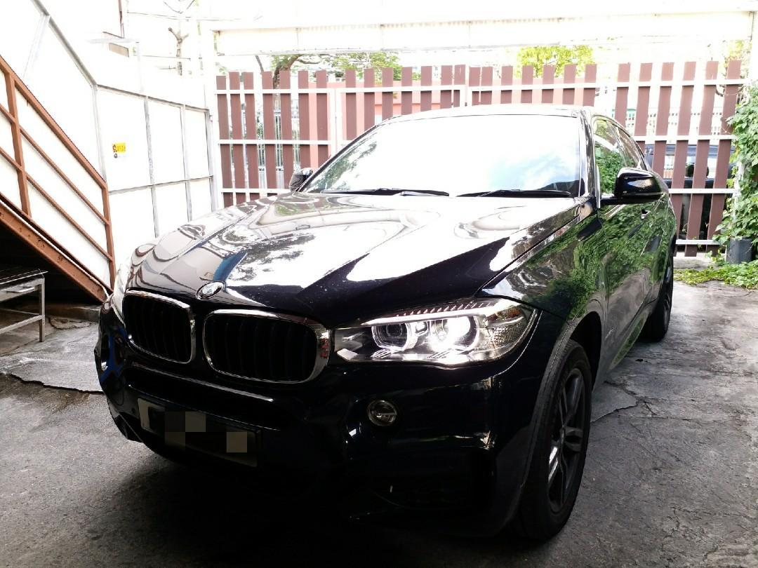 BMW X6 xDrive 30d (A)