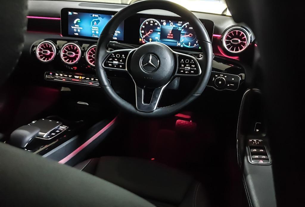 (Brand New) Mercedes-Benz A-Class Sedan A200 Sports Premium (A)