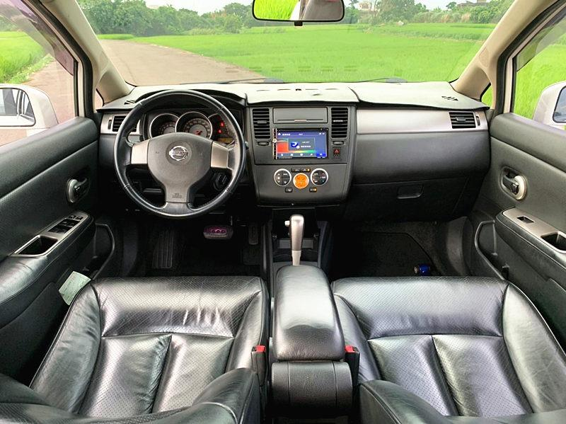 FB搜尋:唐老大.二手車庫 Nissan Tiida 2007款 手自排 1.8L