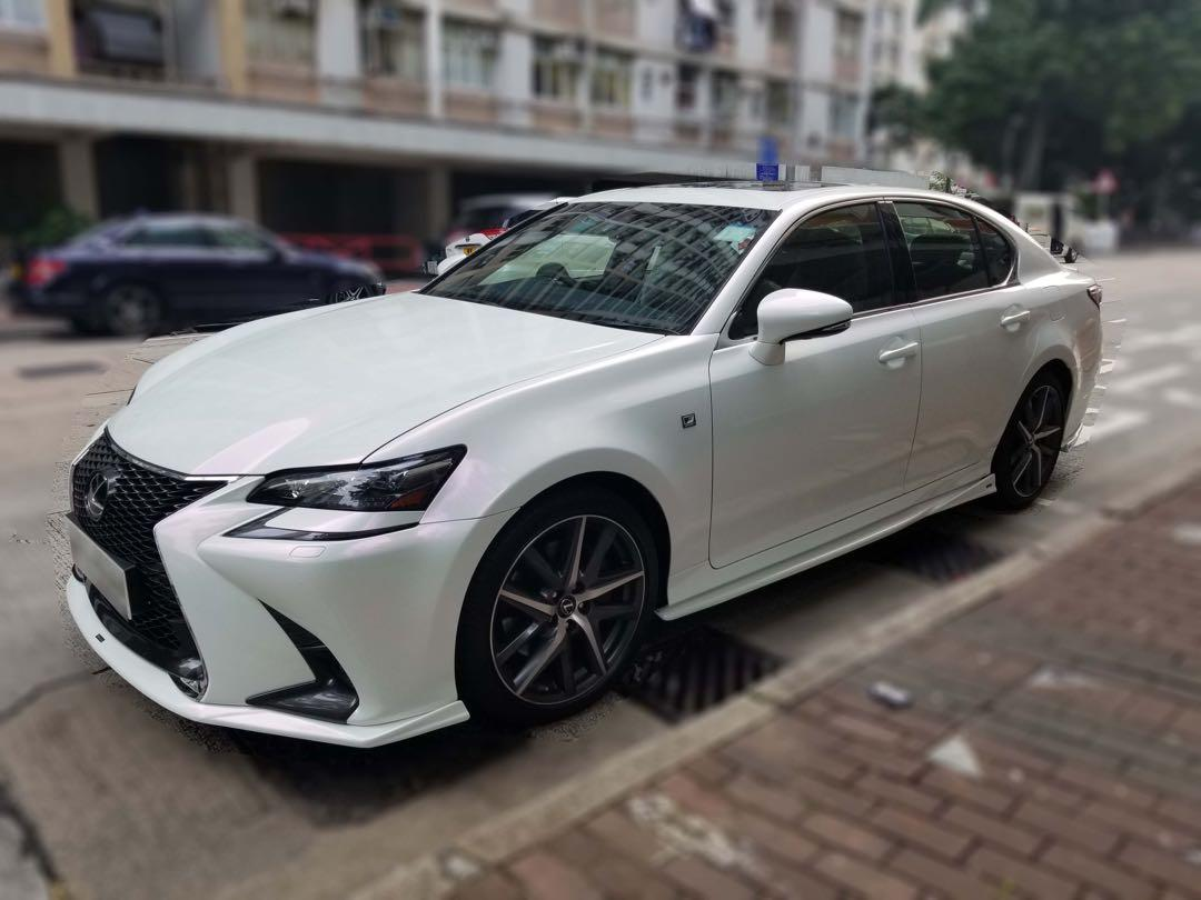 Lexus GS300 Luxury (A)