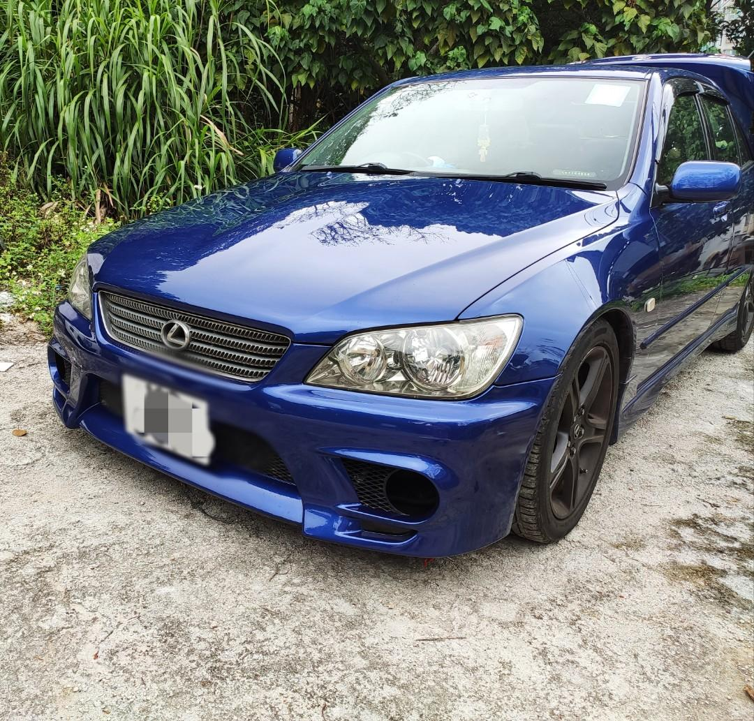 Lexus IS300 2jz ge Auto