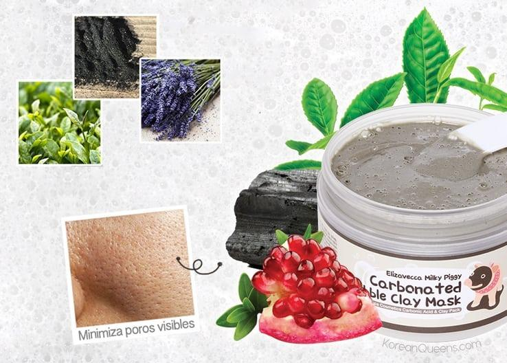 Milky Piggy Carbonated Bubble Clay Mask (Non-Halal) 100ml