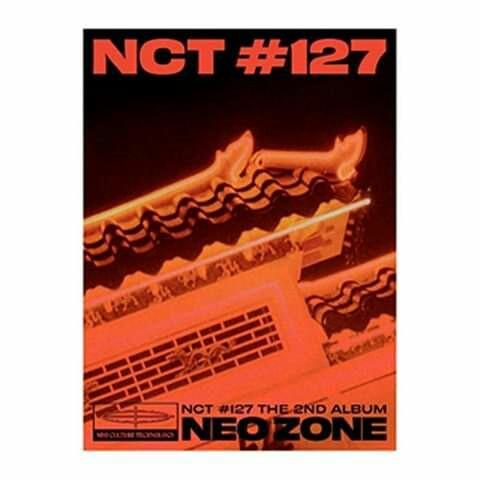 NCT 127 - Album Vol.2 [NCT #127 Neo Zone] (T Ver.)