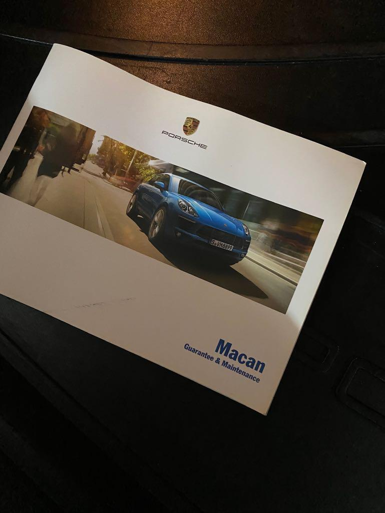 Porsche Macan 2.0 PDK (A)