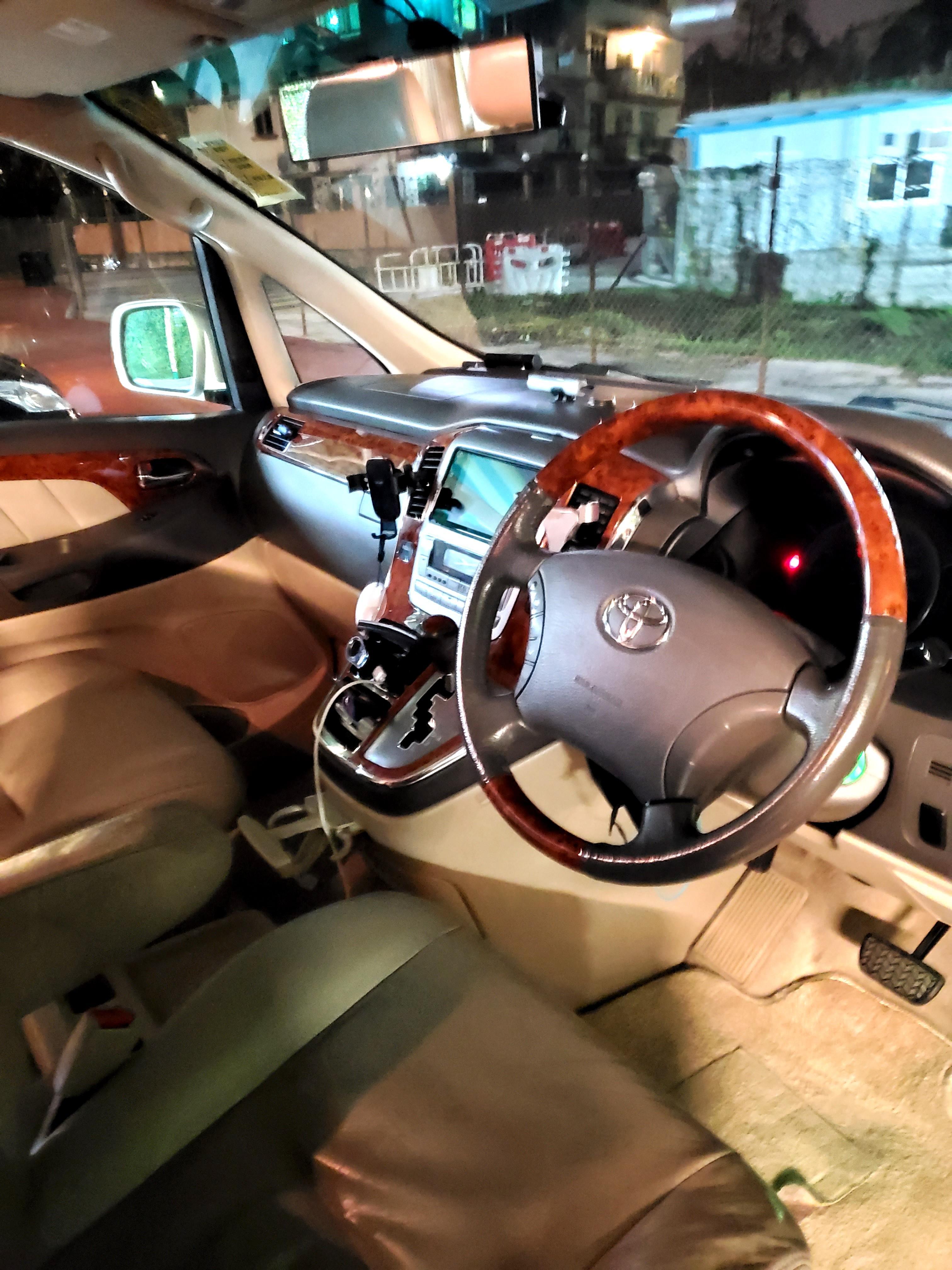 Toyota Alphard 3.5 G (A)