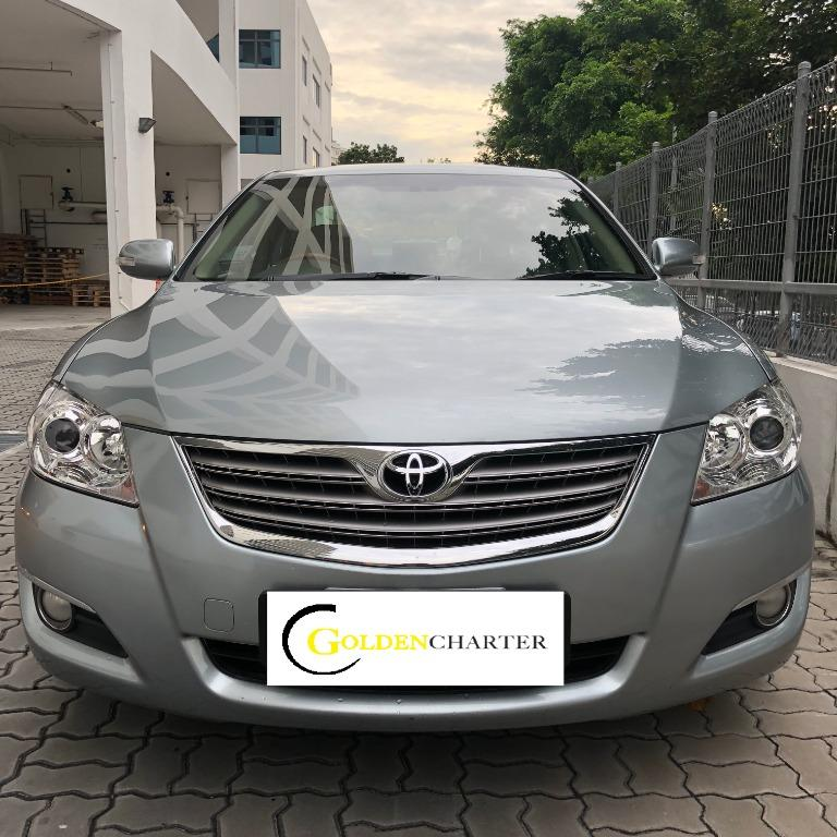 Toyota Camry For Rent ! Gojek - Grab - Personal - PHV