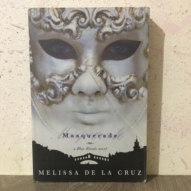 TP/HB • Masquerade • Return to the Isle of the Lost • Melissa de la Cruz