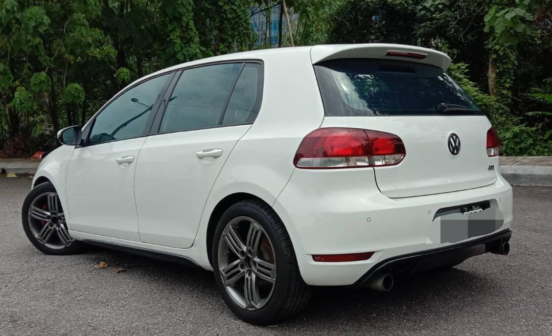 VW MK6 GOLF *GTI 2.0* TURBO AUTO BULANAN RM1119 SAMBUNG BAYAR BERDEPOSIT/CONTINUE LOAN