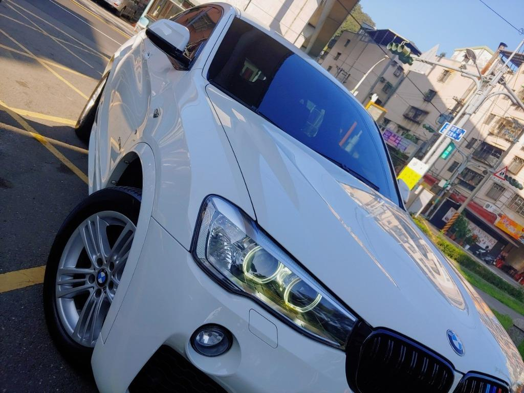 市場超稀有X4斜背跑旅 BMW X4 35I 今年開大四馬上成大事 !