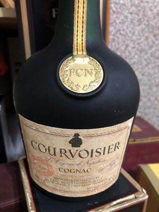 FCN Courvoisier Cognac 700ml