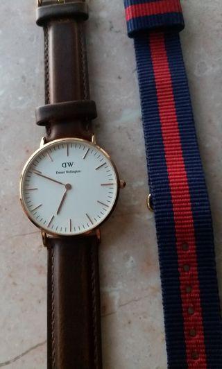 DW watch 手錶