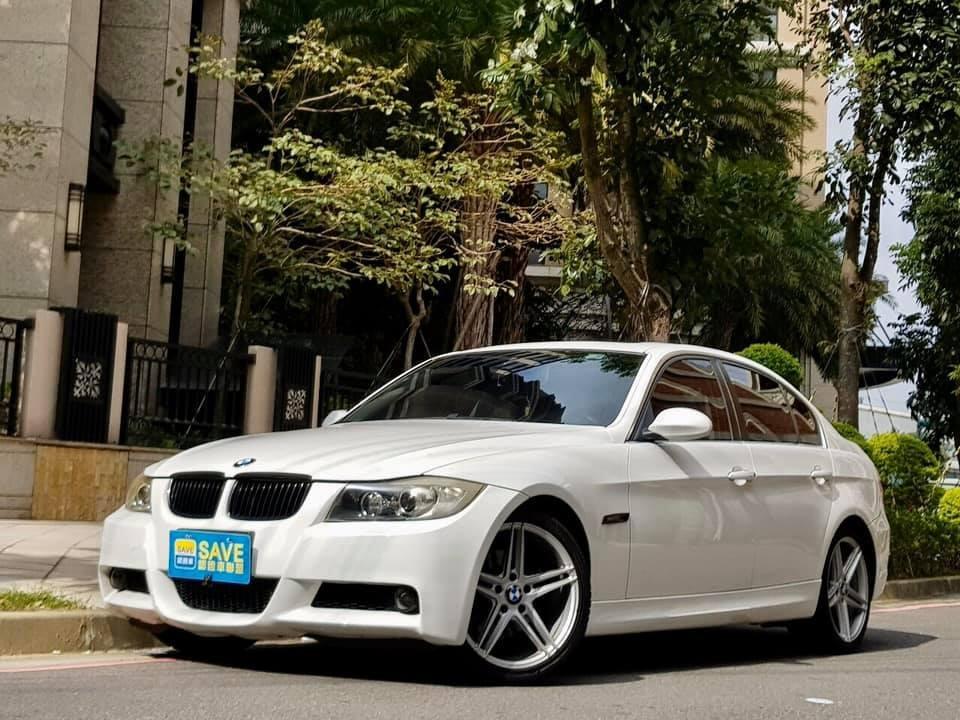 2008年 BMW 3 Series Sedan 325i