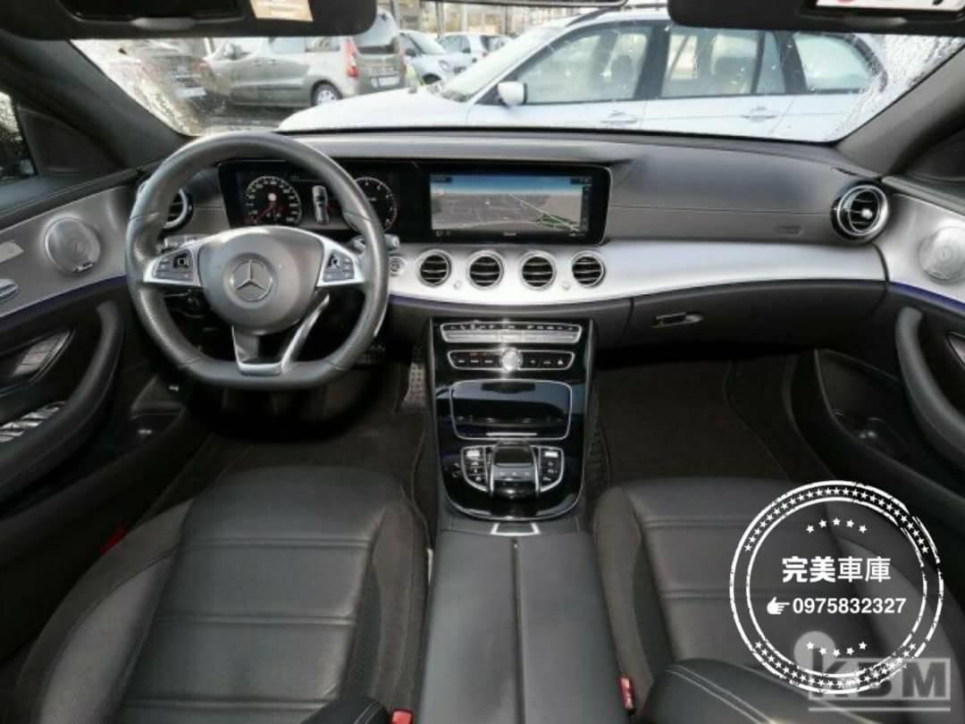純正歐規2017 BENZ E43 AMG