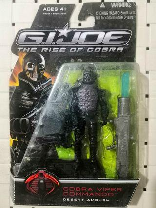 Gi Joe Rise of cobra viper commando