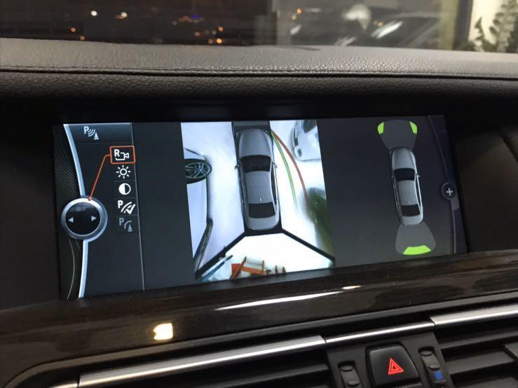 #740i 2011年 BMW 總代理 改新車頭