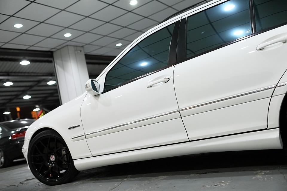 下殺最低價!稀有五門旅行車 C32 KT W203 僅跑12萬多公里 變速箱剛翻新整修 歐規進口