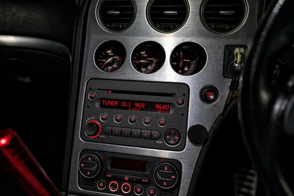 Alfa Romeo 159 2.2 JTS Selespeed Quadrifoglio Verde (A)