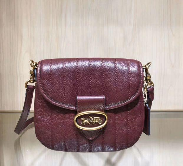 Authentic coach women bag 84715 kat collection sling bag crossbody handbag