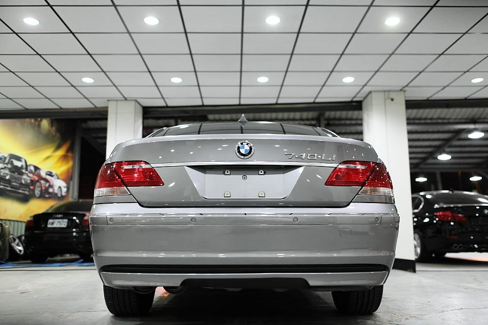 BMW 740Li 2007款 手自排 4.0L