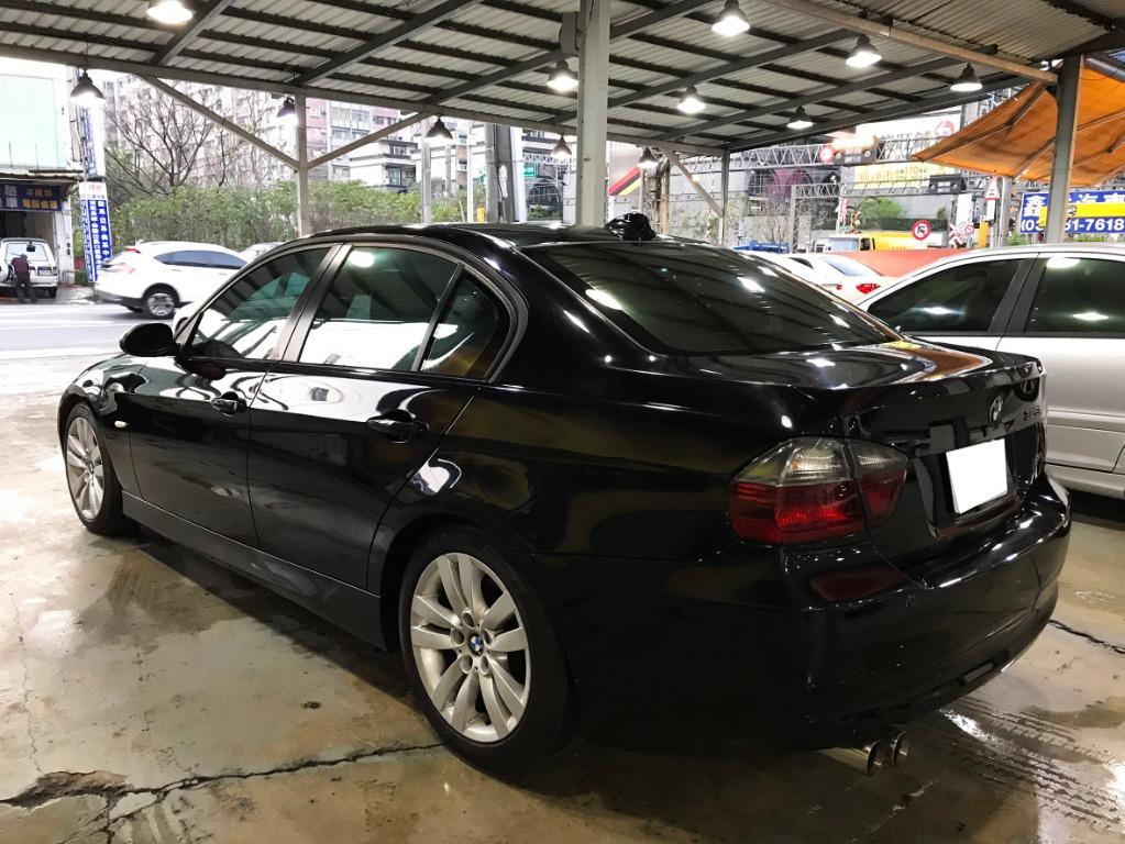 BMW E90 325I 稀有3.0升馬力款 245匹