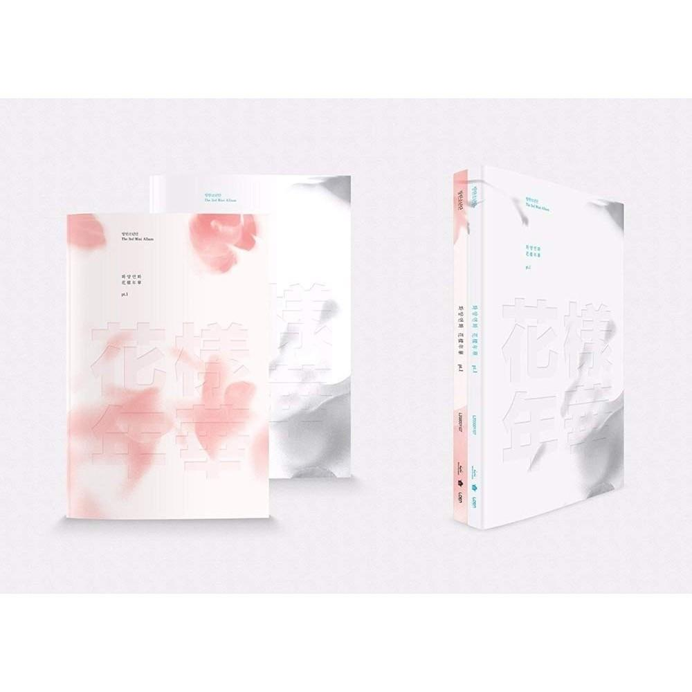 BTS - HYYH In The Mood For Love Part.1 (3rd Mini Album)