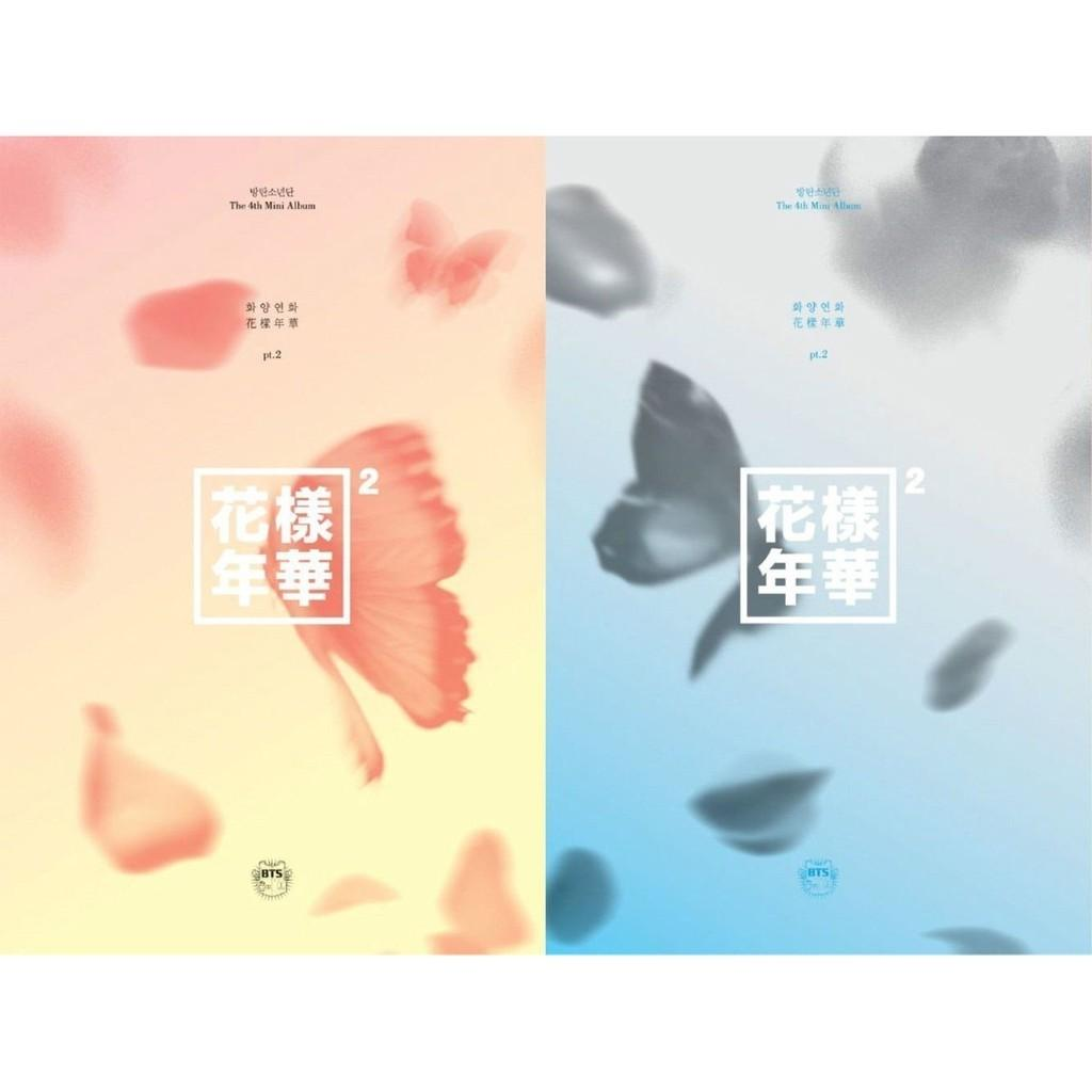 BTS - HYYH In The Mood For Love Part.2 (4th Mini Album)