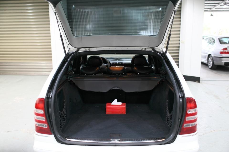 C32 KT原廠白 V6 AMG引擎 稀有五門旅行車
