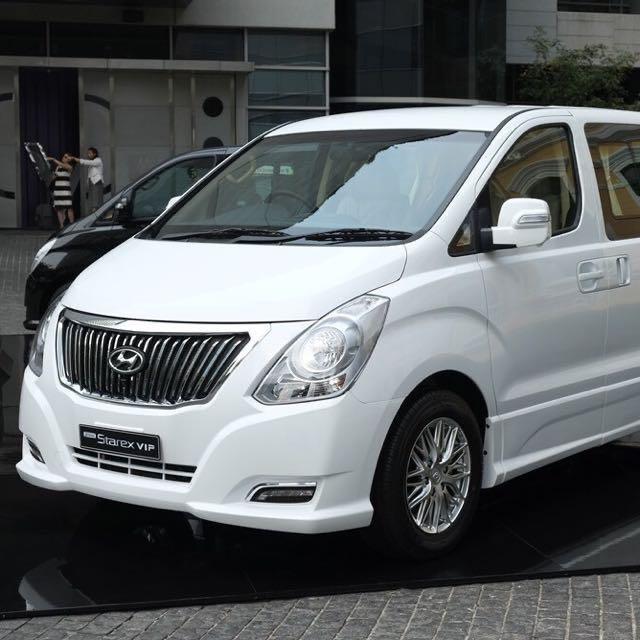 Hyundai Grand Starex Auto