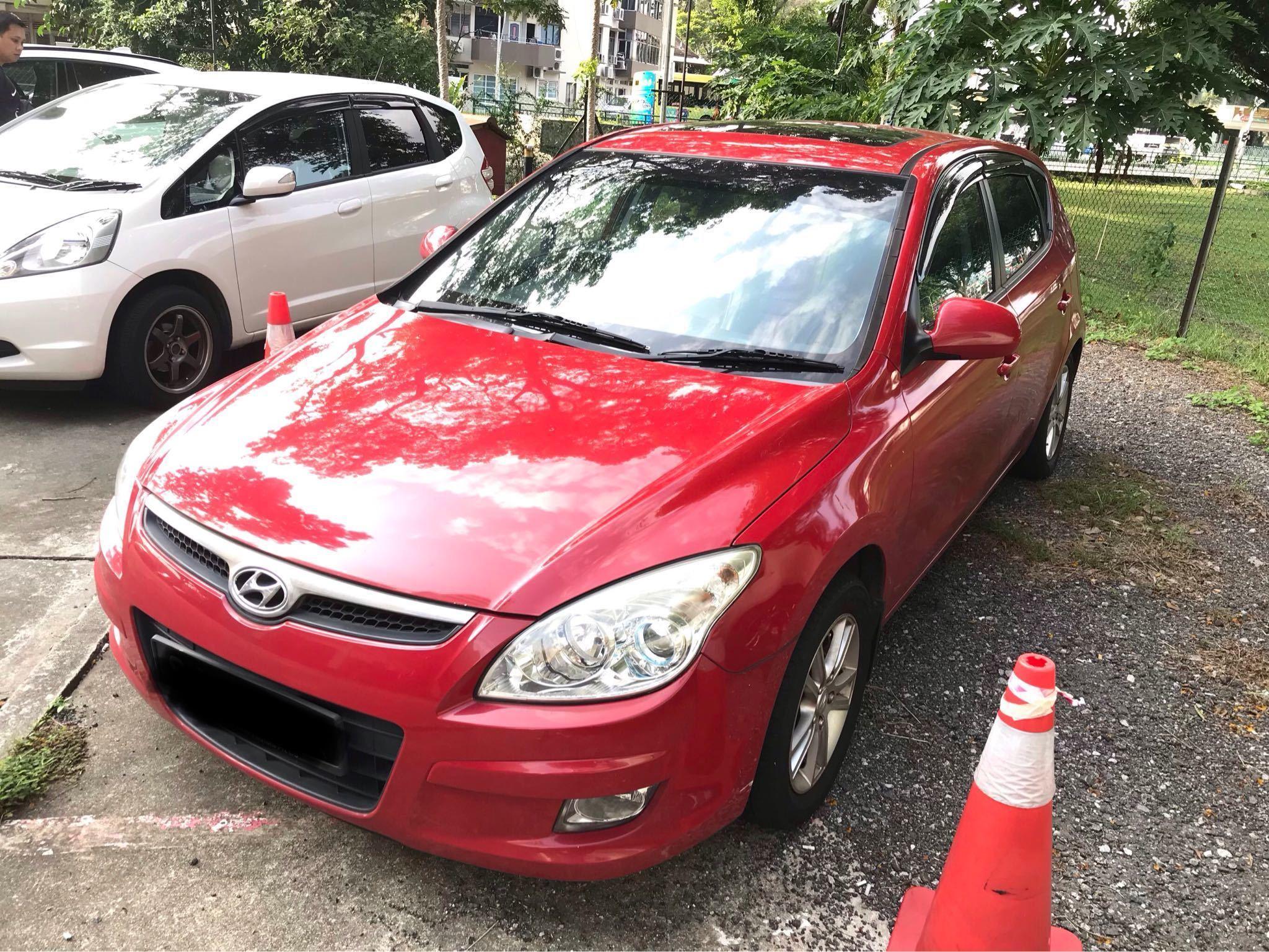Hyundai i30 1.6 GLS 5-Dr Auto