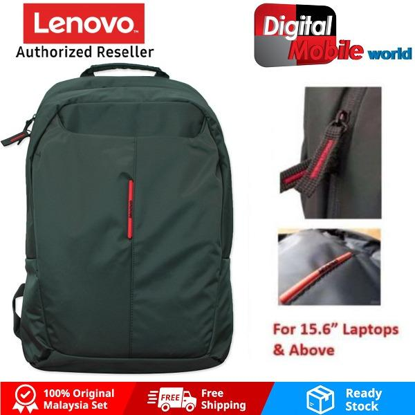 Lenovo 15'' Inch Genuine KR-3907 Original Polyester Backpack (Lenovo Official Product)
