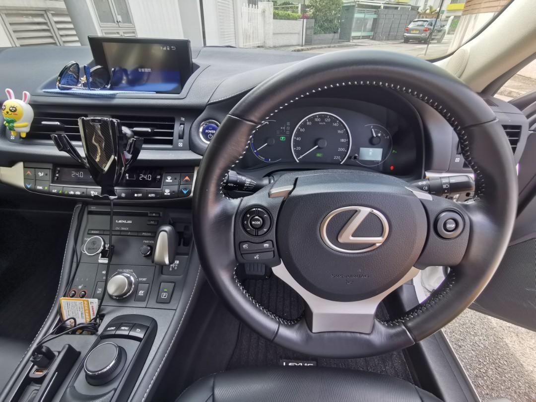Lexus CT200h Executive Hybrid (A)