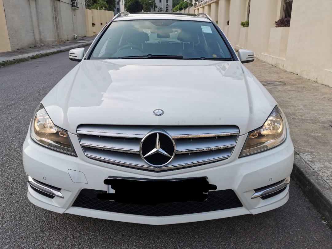 Mercedes-Benz C250 Estate Auto