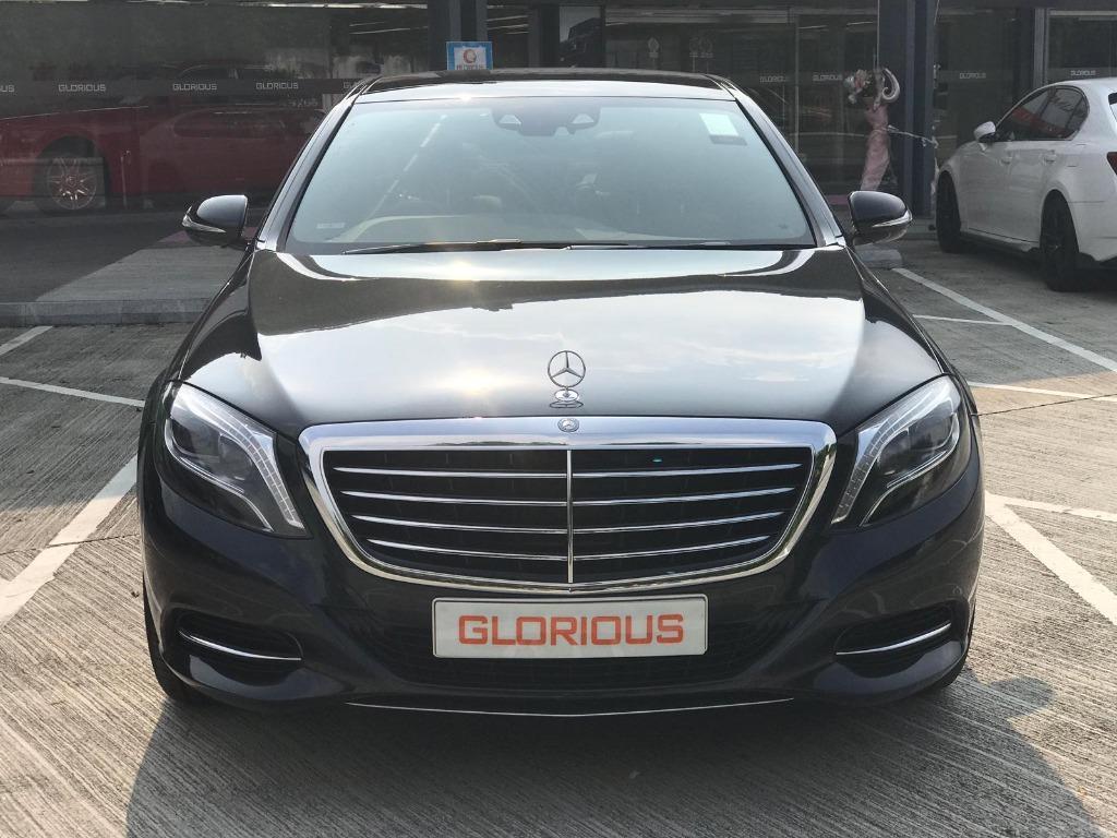 Mercedes-Benz S400L 3.0L (A)