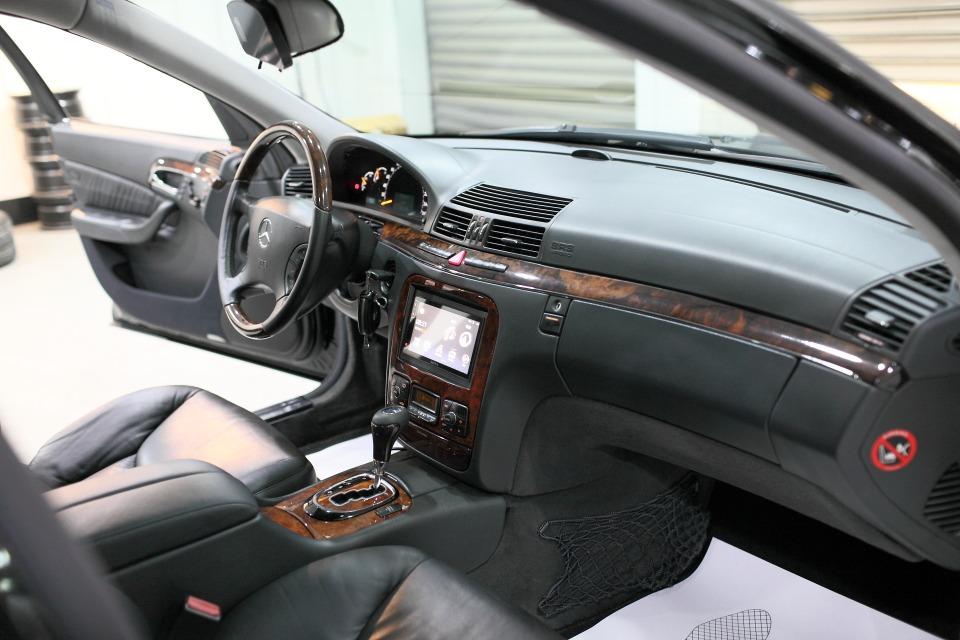 賓士 S350 2004款 手自排 3.7L
